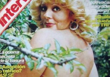 Silvia Pinal comparte la fotografía de la vez que posó desnuda para una revista