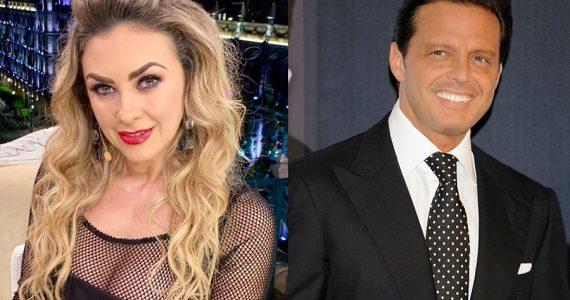 Aracely Arámbula habla de su primer embarazo con Luis Miguel