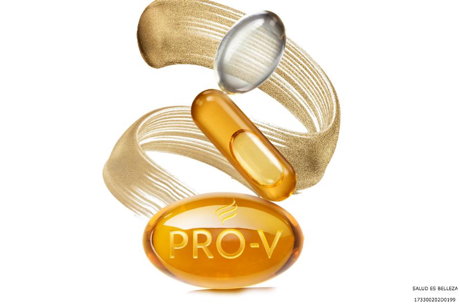 Pantene vitaminas PRO-V