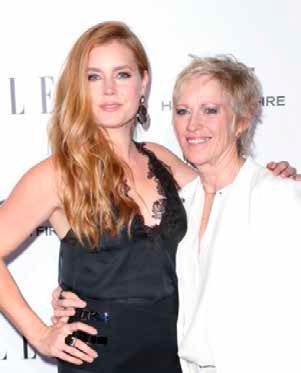 Amy Adams y su mamá Kathryn