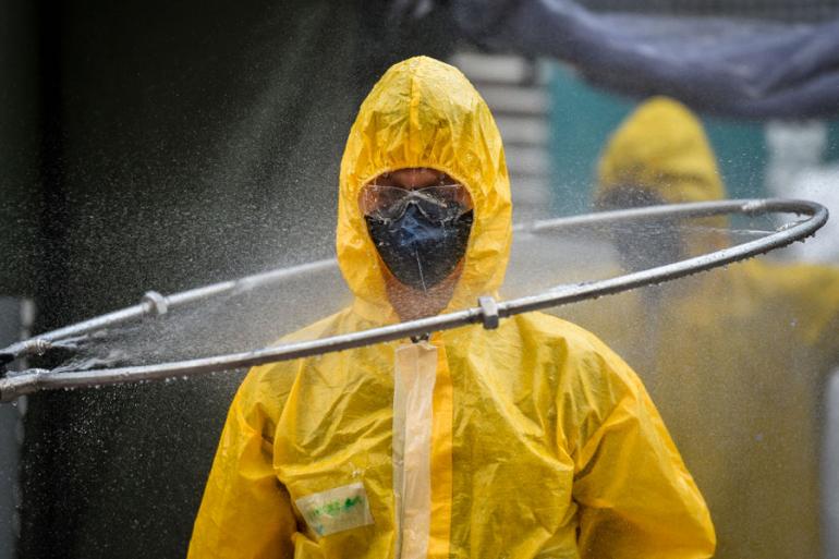 pandemia por coronavirus