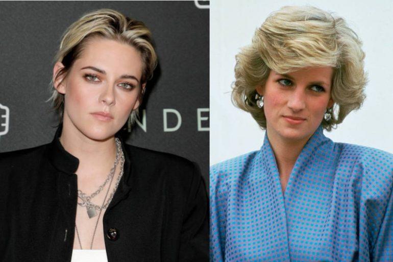 ¡Kristen Stewart interpretará a la princesa Diana en una nueva película!
