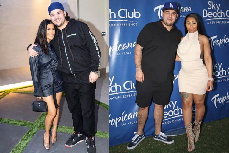 ¡Rob Kardashian reaparece mostrando su pérdida de peso!