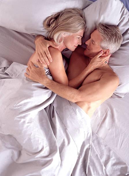 pareja menopausia