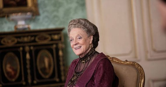 ¿Regresará Maggie Smith para la secuela de 'Downton Abbey'?