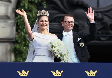 Boda de la princesa Victoria y Daniel Westling