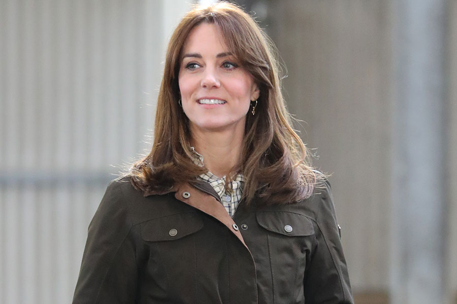 La duquesa de Cambridge imparte una 'lección virtual' sobre la bondad