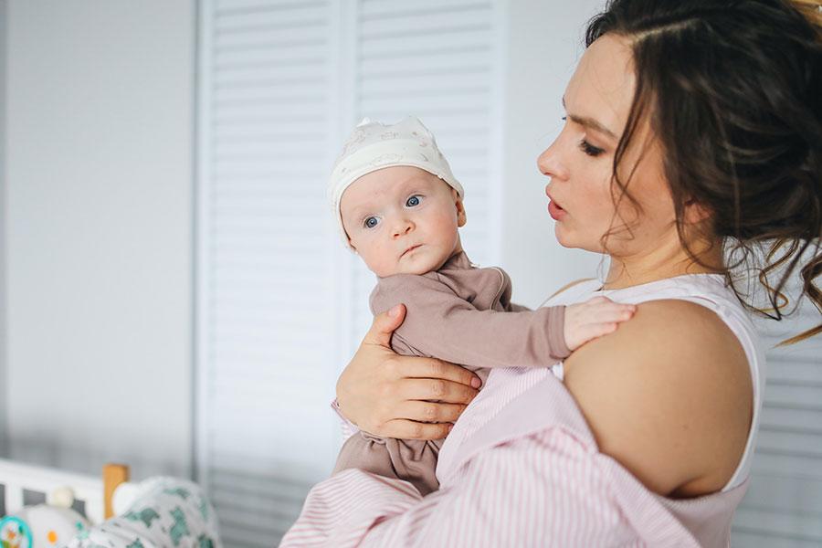 La incontinencia durante el embarazo y después del parto