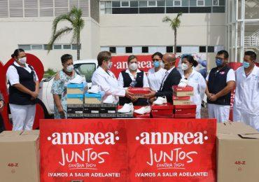 Andrea juntos contra todo