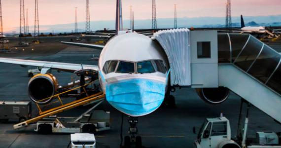 Así será viajar en avión en la era post-coronavirus