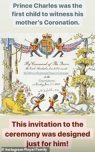 Isabel II aniversario coronación