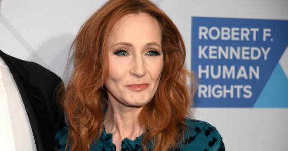 J.K Rowling revela que fue abusada sexualmente a los 20 años