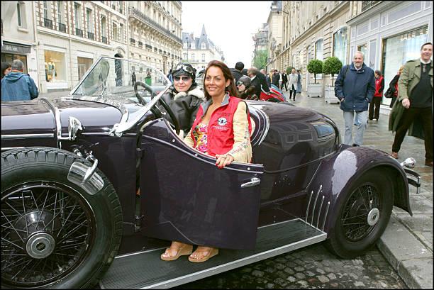 La princesa francesa Hermine de Clermont-Tonnerrese, en coma después de un accidente de motocicleta