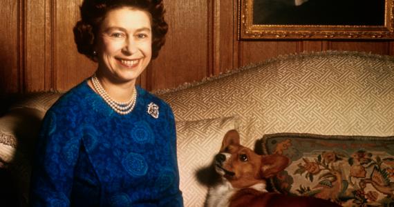 Los corgis de Isabel II tienen su propio menú personalizado