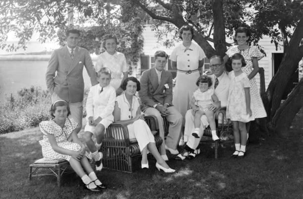 Muere Jean Kennedy Smith, hermana de JFK y última superviviente del clan