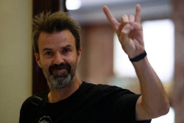 Murió el cantante Pau Donés, vocalista de Jarabe de Palo
