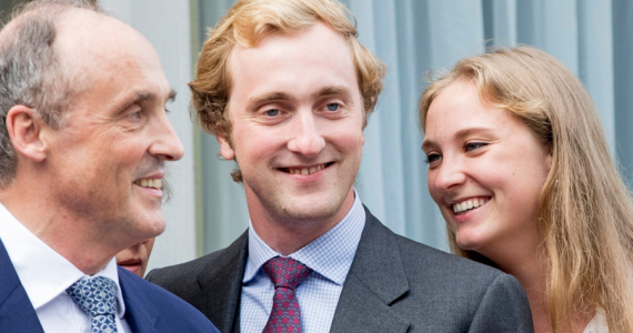 El príncipe Joaquín de Bélgica pide perdón por viajar a España en plena cuarentena