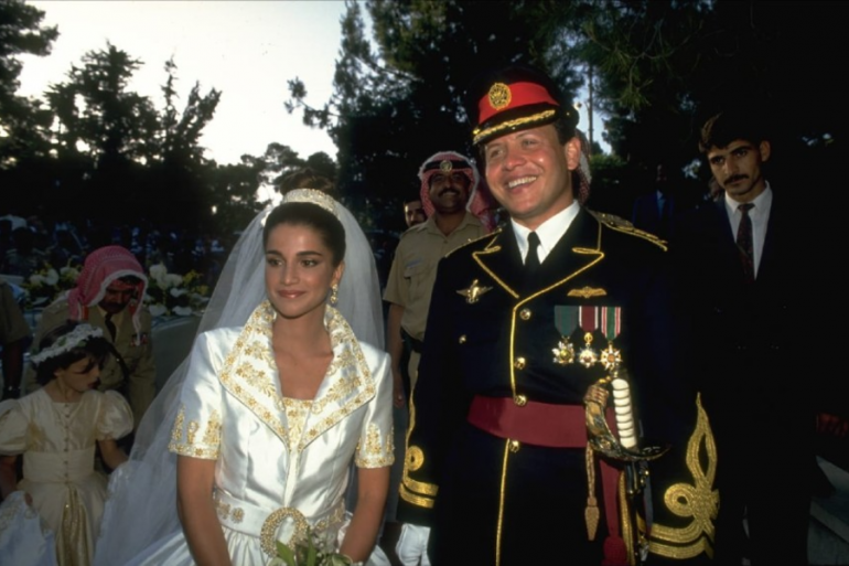 Un cuento de amor verdadero: Rania de Jordania celebra 27 años de matrimonio con el rey Abdalá