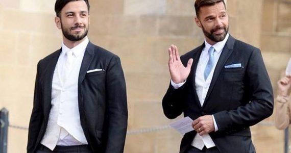 Ricky Martin planea una boda épica con Jwan Yosef