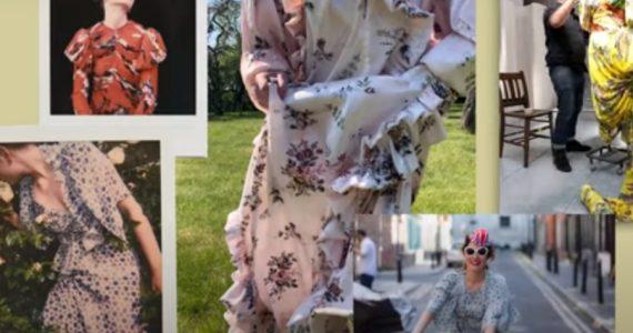 Semana de la Moda de Londres, en línea y sin pasarelas en plena pandemia