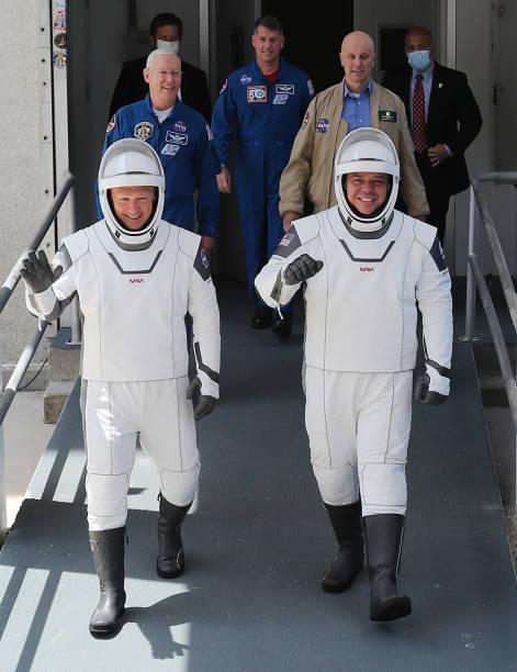 José Fernández, el mexicano detrás de los trajes espaciales de la misión Space X