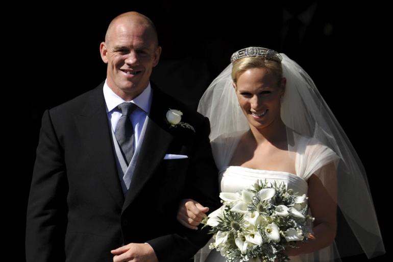 ¿Quién se opuso a la boda de Mike Tindall y Zara Phillips?