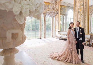 Décimo aniversario de bodas de la princesa Victoria de Suecia y Daniel.