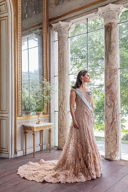 Décimo aniversario de bodas de la princesa Victoria de Suecia y Daniel Westling