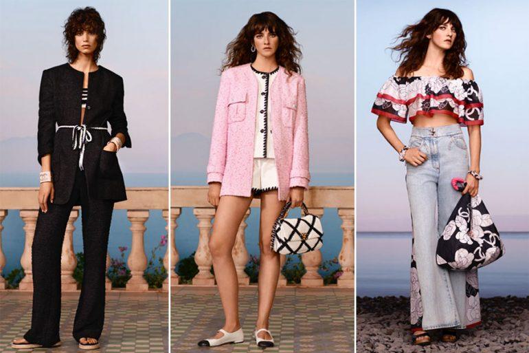 Chanel - Paseo por el Mediterráneo