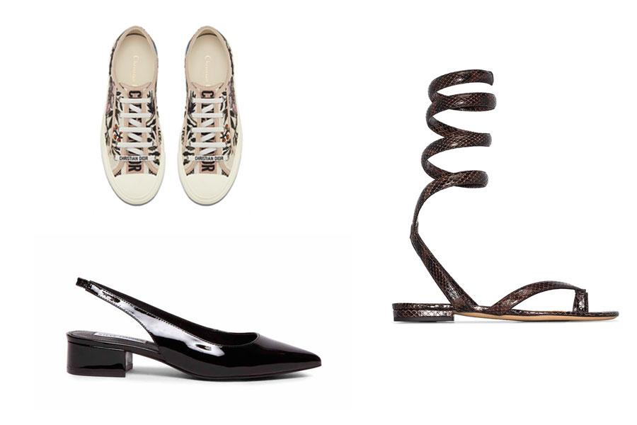 Look para el home office: calzado