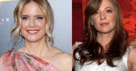 Kelly Preston y Edith González