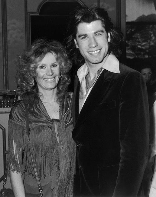 Diana Hyland y John Travolta
