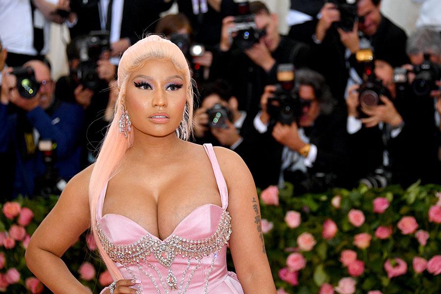 Nicki Minaj anuncia que está embarazada