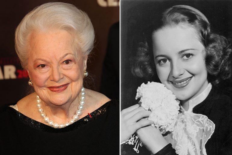 """Muere la leyenda Olivia de Havilland, última sobreviviente de """"Gone With The Wind"""""""