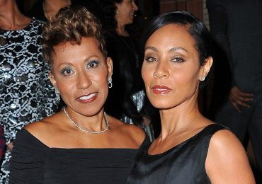 Adrienne Banfield-Jones y Jada Pinkett Smith