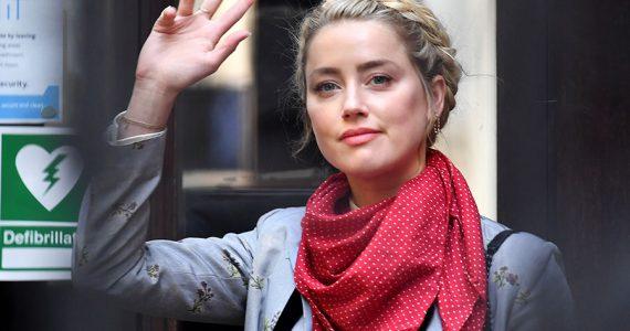 Amber Heard en juicio el 21 de julio