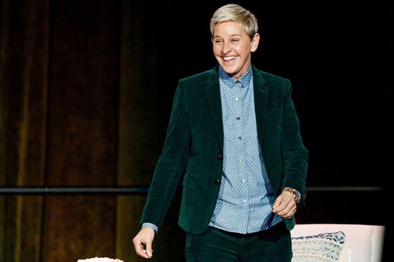 Ellen DeGeneres se disculpa personalmente con sus empleados agraviados