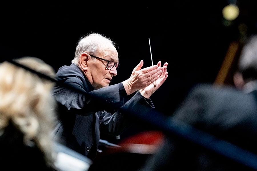 Ennio Morricone como compositor musical