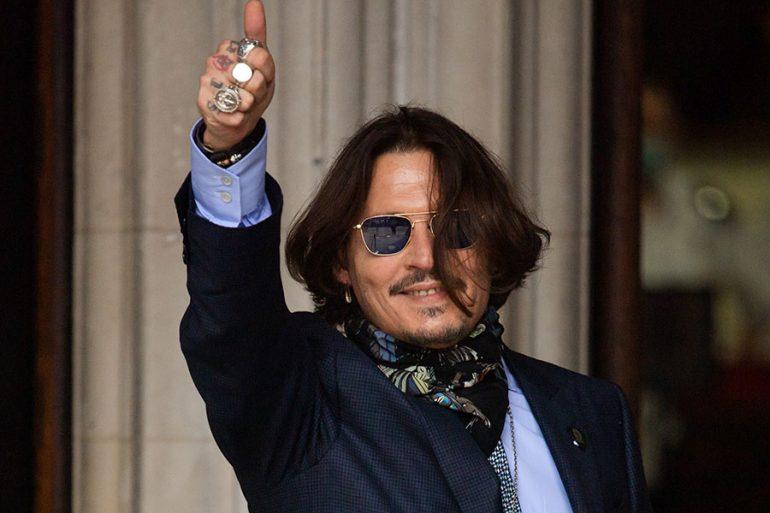 Johnny Depp - juicio 24 de julio