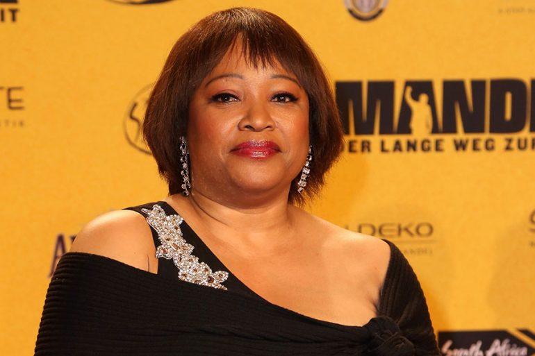 Muere Zindzi Mandela, hija menor de Nelson Mandela