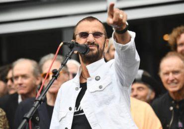 Brócoli y arándanos: el secreto de Ringo Starr para mantenerse en forma a los 80 años