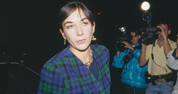 Ghislaine Maxwell es detenida por caso Epstein
