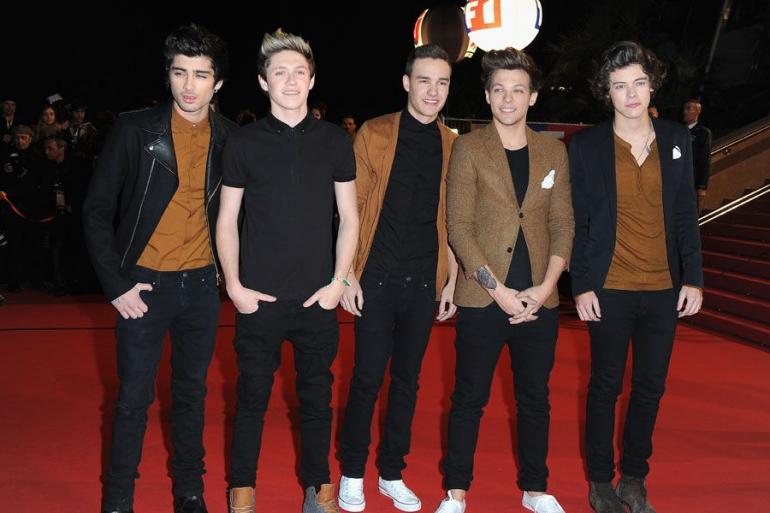 One Direction celebra su décimo aniversario con una sorpresa para sus fans