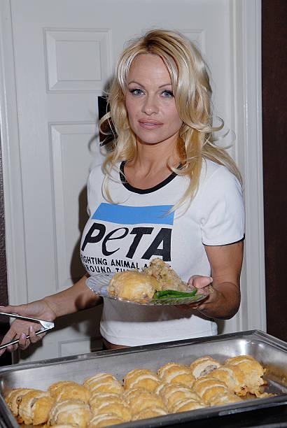 Pamela Anderson le hace una interesante proposición Justin Trudeau