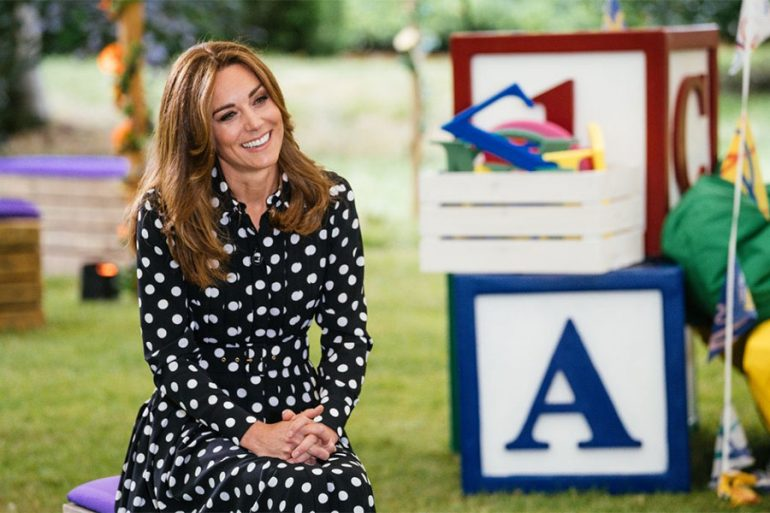 Kate Middleton cambia de look