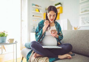 Alimentos imprescindibles durante el embarazo