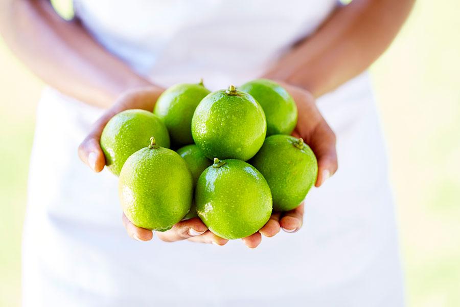El poder de los alimentos verdes - Limón