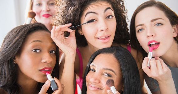 Las productos cosméticos tienen parabenos
