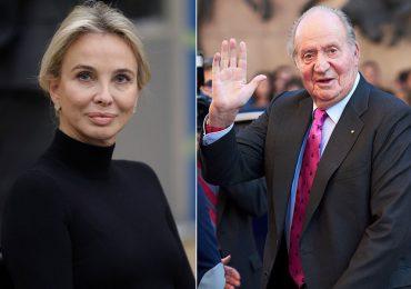 Corinna Larsen, examante del rey emérito Juan Carlos, hace fuertes declaraciones en su contra