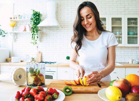 Plan para estar más sana y fit